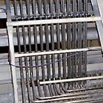 Dispex-ledning i rostfritt - Imerys